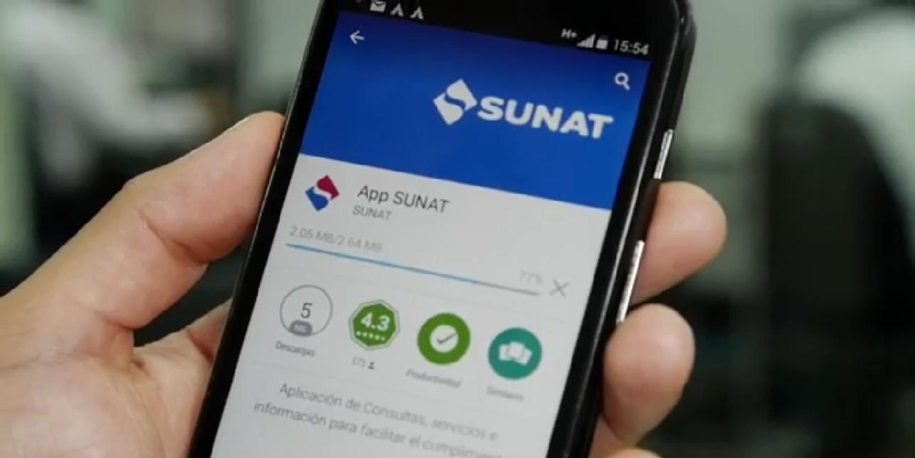app sunat