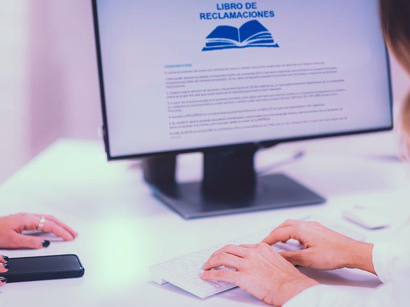 Libro de Reclamaciones Electrónico - Asesoría y outsourcing empresarial